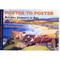 Railway Journeys in Art Volume 2: Yorkshire and the North East: 2 by Richard Furness, 9780956209214