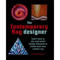 The Contemporary Rug Designer by Annie Sherburne, 9780956438249