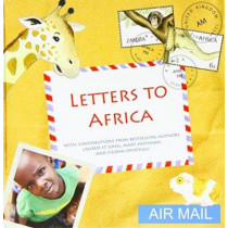Letters to Africa by UCLan, 9780956528315