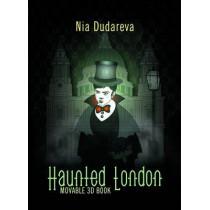 Haunted London by Nia Dudareva, 9780957127005