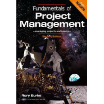 Fundamentals of Project Management: Tools and Techniques by Rory Burke, 9780958273367