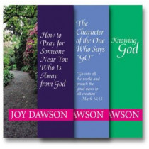 How to Pray for Someone Near You Who is Away from God by Joy Dawson, 9780961553470