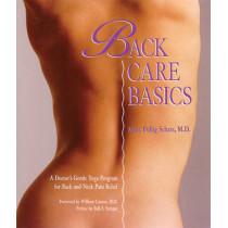 Back Care Basics by Mary Pullig Schatz, 9780962713828