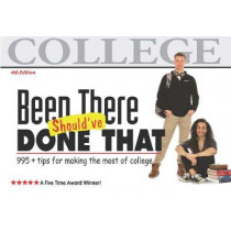 Been There, Should've Done That: tips for making the most of college by Suzette Tyler, 9780965608695