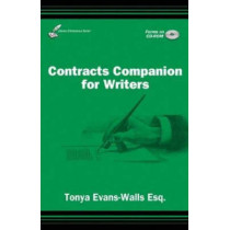 Contracts Companion for Writers by Tonya Evans-Walls, 9780967457987