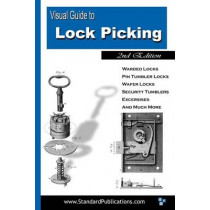 Visual Guide to Lock Picking by Mark McCloud, 9780970978813