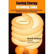 Saving Energy, Growing Jobs: How Environmental Protection Promotes Economic Growth, Competition, Profitability and Innovation by David B. Goldstein, 9780972002165