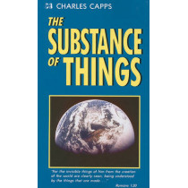 Substance of Things by Charles Capps, 9780974751320
