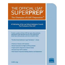 The Official LSAT Superprep by Law School Admission Council, 9780979305061