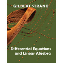 Differential Equations and Linear Algebra by Gilbert Strang, 9780980232790