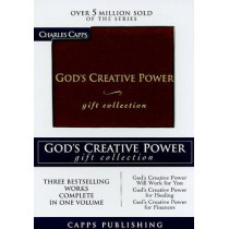 God's Creative Power Gift Collection by Charles Capps, 9780982032039