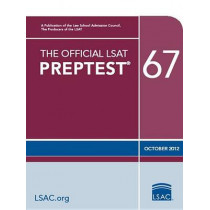 The Official LSAT Preptest 67: Oct. 2012 LSAT by Law School Admission Council, 9780984636068