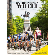 On Richmond's Wheel: A Celebration of Cycling by Tom Houff, 9780990368717