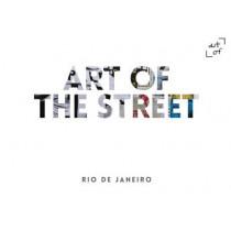 Art of the Street: Rio de Janeiro by Andy Cantillon, 9780993240744