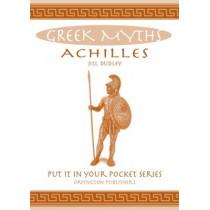 Achilles: Greek Myths by Jill Dudley, 9780993489013