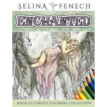 Enchanted - Magical Forests Coloring Collection by Selina Fenech, 9780994355430