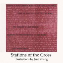 Stations of the Cross by Jane Zhang, 9780997925524