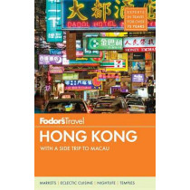 Fodor's Hong Kong by Fodor's, 9781101878194