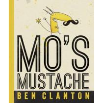 Mo's Mustache by Ben Clanton, 9781101918555