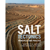 Salt Tectonics: Principles and Practice by Martin P. A. Jackson, 9781107013315