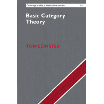 Basic Category Theory by Tom Leinster, 9781107044241