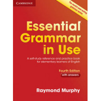 Essential Grammar in Use with Answers: A Self-Study Reference and Practice Book for Elementary Learners of English by Raymond Murphy, 9781107480551