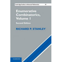 Enumerative Combinatorics: Volume 1 by Richard P. Stanley, 9781107602625