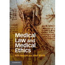 Medical Law and Medical Ethics by Nils Hoppe, 9781107612372
