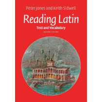 Reading Latin: Text and Vocabulary by Peter V. Jones, 9781107618701