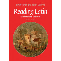 Reading Latin: Grammar and Exercises by Peter V. Jones, 9781107632264