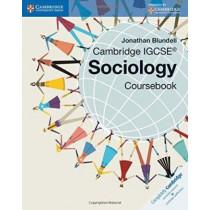 Cambridge IGCSE (R) Sociology Coursebook by Jonathan Blundell, 9781107645134