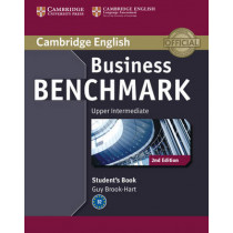 Business Benchmark Upper Intermediate Business Vantage Student's Book by Guy Brook-Hart, 9781107680982