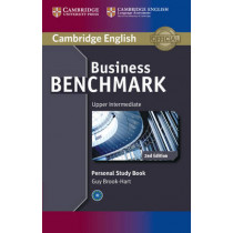 Business Benchmark Upper Intermediate BULATS and Business Vantage Personal Study Book by Guy Brook-Hart, 9781107686601