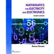 Math for Electricity & Electronics by Arthur Kramer, 9781111545079