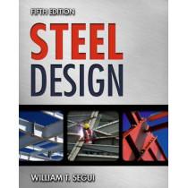 Steel Design by William Segui, 9781111576004