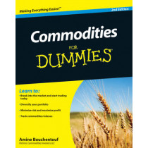 Commodities For Dummies by Amine Bouchentouf, 9781118016879