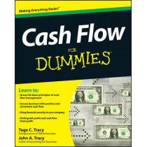 Cash Flow For Dummies by John A. Tracy, 9781118018507