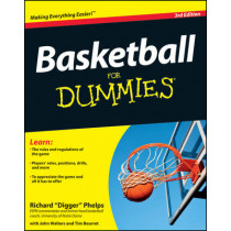 Basketball For Dummies by Consumer Dummies, 9781118073742