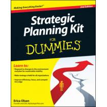 Strategic Planning Kit For Dummies by Erica Olsen, 9781118077771