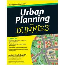 Urban Planning For Dummies by Jordan Yin, 9781118100233
