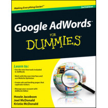 Google AdWords For Dummies by Howie Jacobson, 9781118115619
