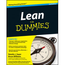 Lean For Dummies by Natalie J. Sayer, 9781118117569