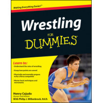 Wrestling For Dummies by Henry Cejudo, 9781118117972