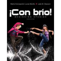!Con brio!: Beginning Spanish by Maria C. Lucas Murillo, 9781118130629