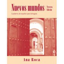 Nuevos Mundos Workbook by Ana Roca, 9781118151426