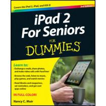 iPad 2 For Seniors For Dummies by Nancy C. Muir, 9781118176788