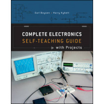 Complete Electronics Self-Teaching Guide with Projects by Earl Boysen, 9781118217320