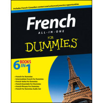 French All-in-One For Dummies: with CD by Consumer Dummies, 9781118228159
