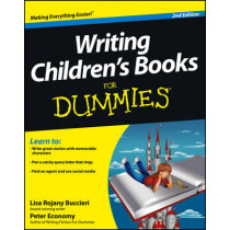 Writing Children's Books For Dummies by Lisa Rojany Buccieri, 9781118356463