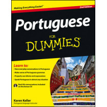 Portuguese for Dummies, 2nd Edition by Keller, 9781118399217